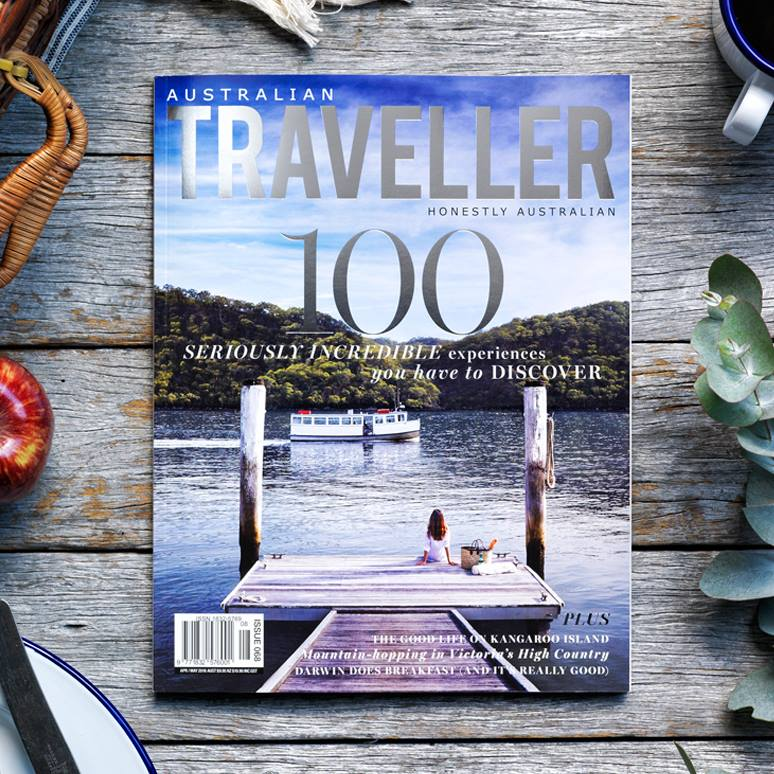 IMAGE: Australian Traveller