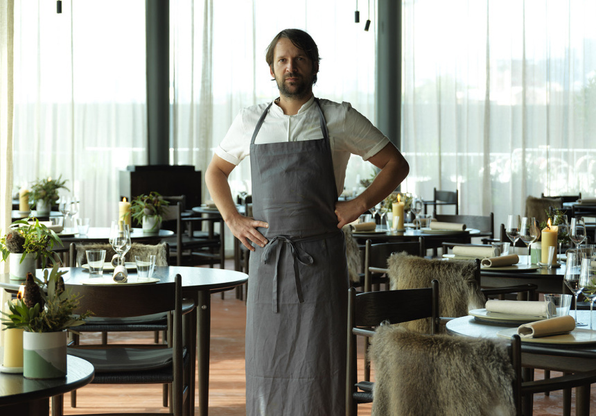 Noma's Rene Redzepi will also join this year's Gelinaz Chef Shuffle. IMAGE: Jason Loucas.