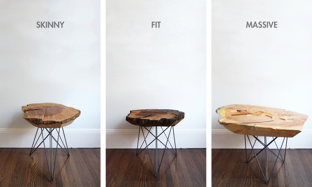 B.A. SIDE TABLES