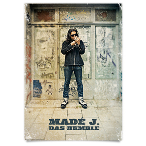 MADÉ J.  SMOKING IS COOL POSTER A2 PRINT