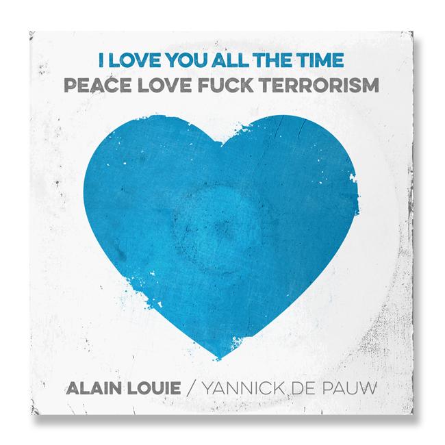 ALAIN LOUIE/YANNICK DE PAUW CLICK TO BUY €0.99