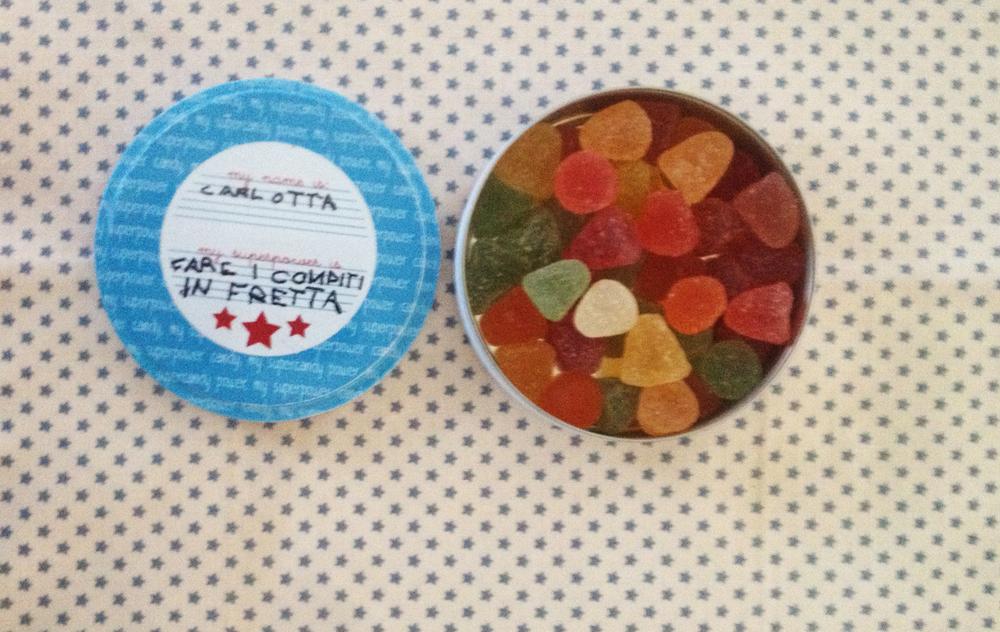 superpower candies by unduetrestella