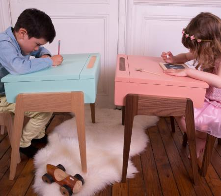 My Little Pupitre - Bureau enfant - Made in France - bois massif - Jungle by Jungle.jpg