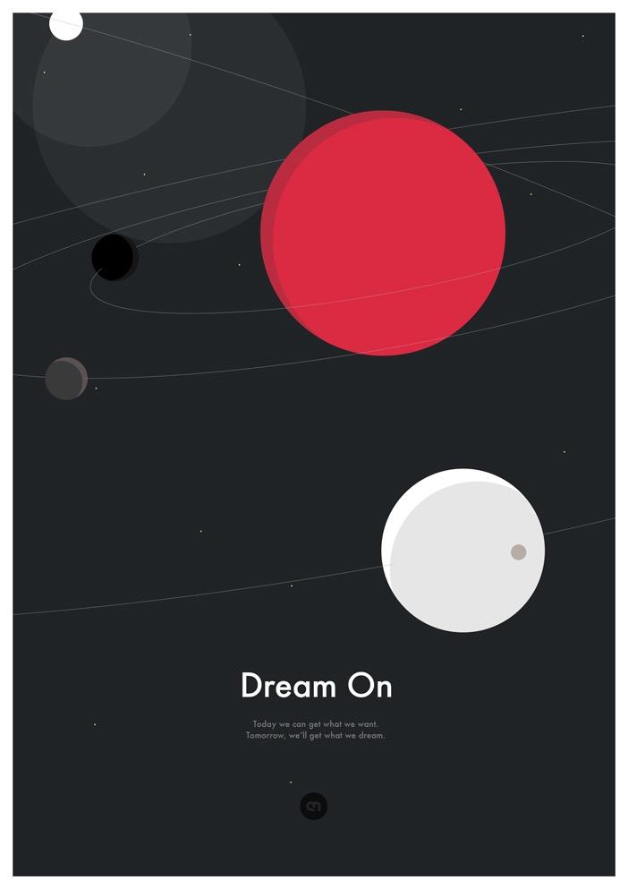 DreamOn Poster
