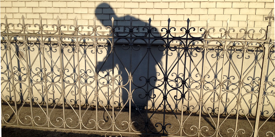 shadowman - (c) mark somple 2014