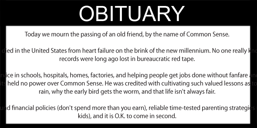 to read the full obituary, click on the image