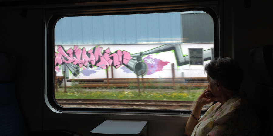 graffiti dreams (c) mark somple 20014