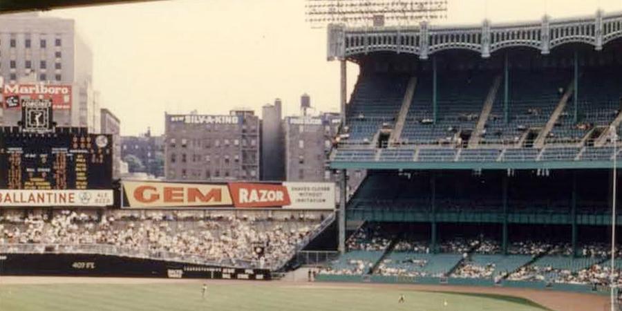 the old yankee stadium (c) ???