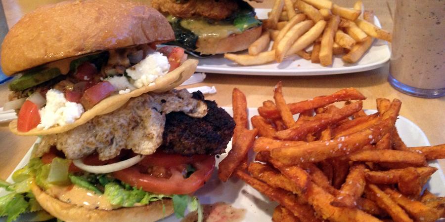 crave burger (c) mark somple 2013 - click on image for menu.