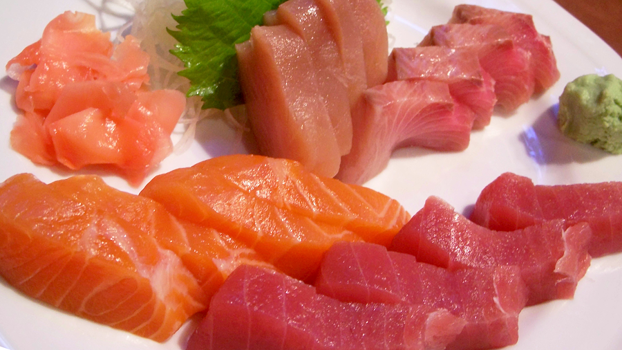 sashimi (c) mark somple 2014
