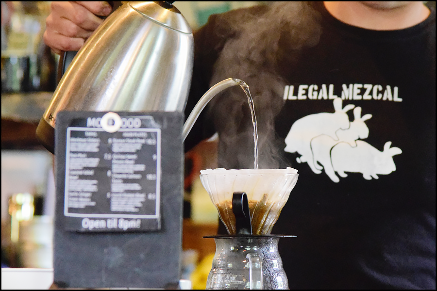 pour over tequilla (c) mark somple 2017