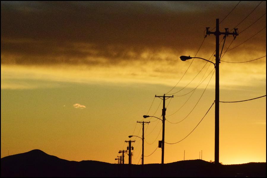enjoy an earthly sunset (c) mark somple 2017