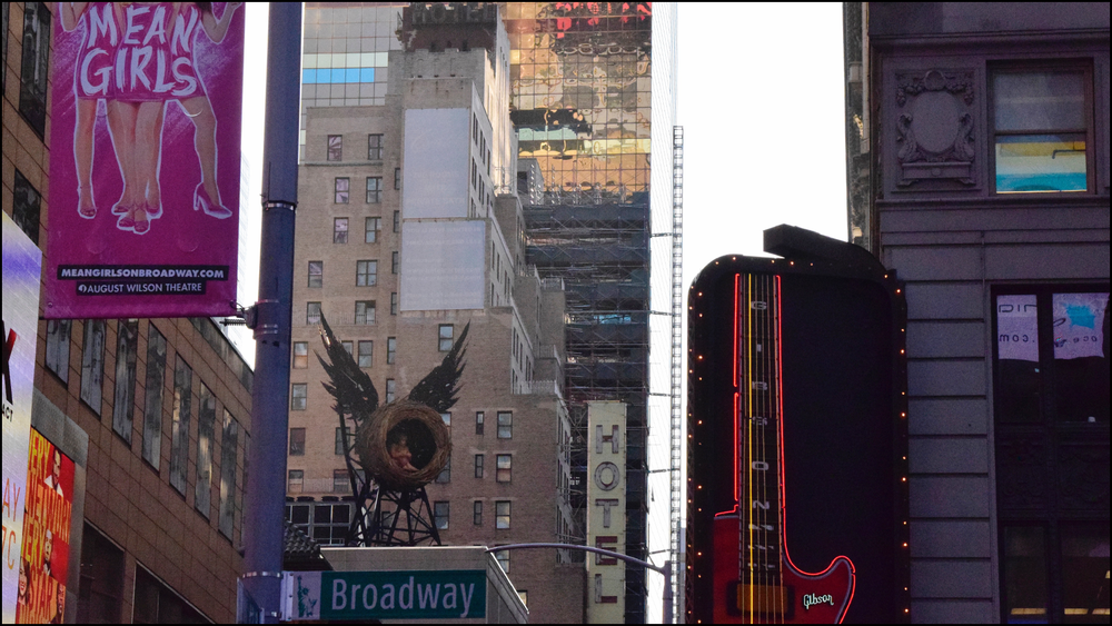 it is broadway, or simply take a movie and make a live show out of it? (c) mark somple 2018
