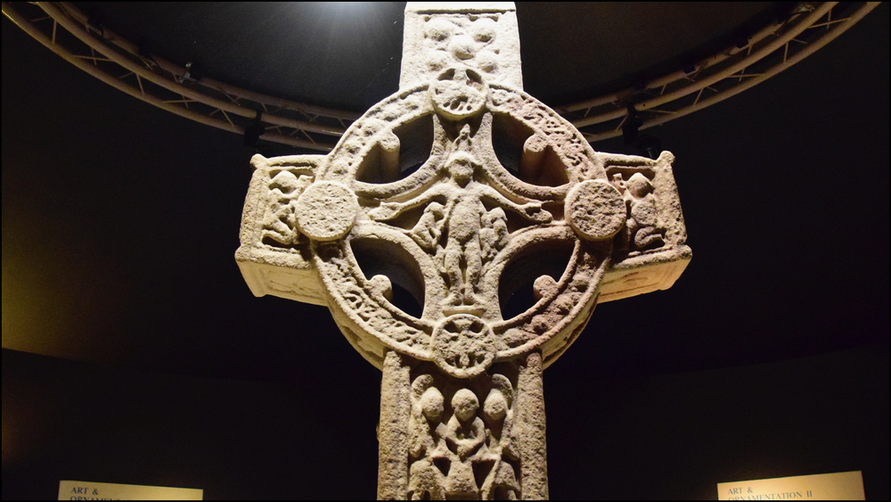 aside from new grange, knouth & douth…the christian history in ireland is quite amazing (c) mark somple 2019
