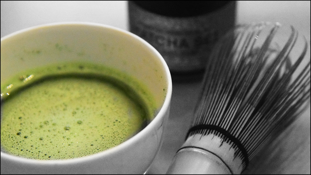 just a cup of morning matcha tea from shizuoka (c) mark somple 2019