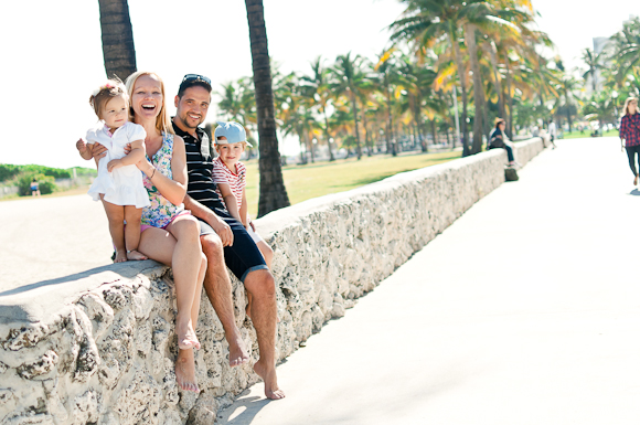 Becky Rui - Family Lifestyle Photography - South Beach, Miami