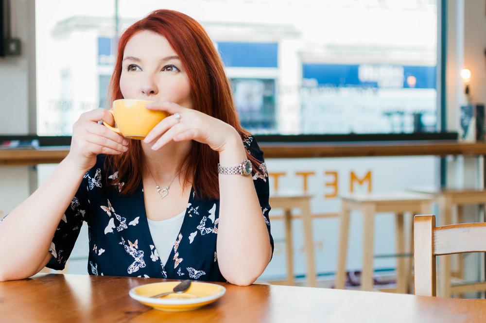 Jessica Lorimer Becky Rui Personal Branding Photography UK