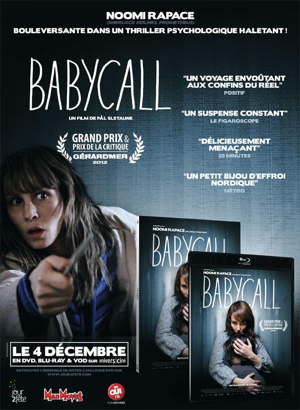 """Publicité """"Babycall"""""""