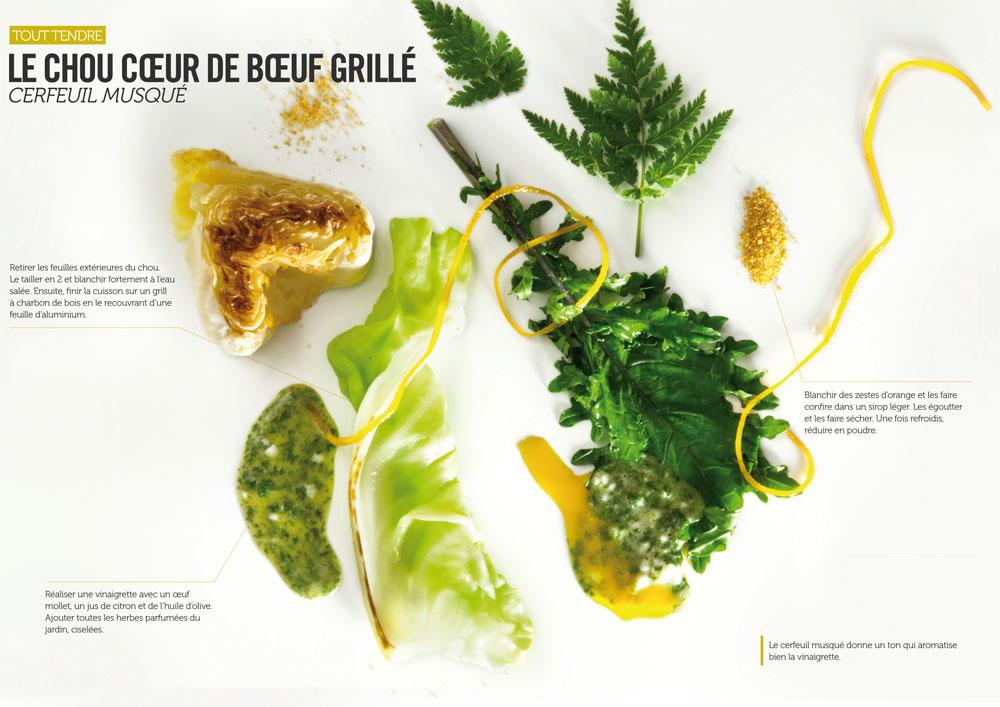 """Livret """"De la cueillette à l'assiette"""" / """"Entre les Bras"""""""