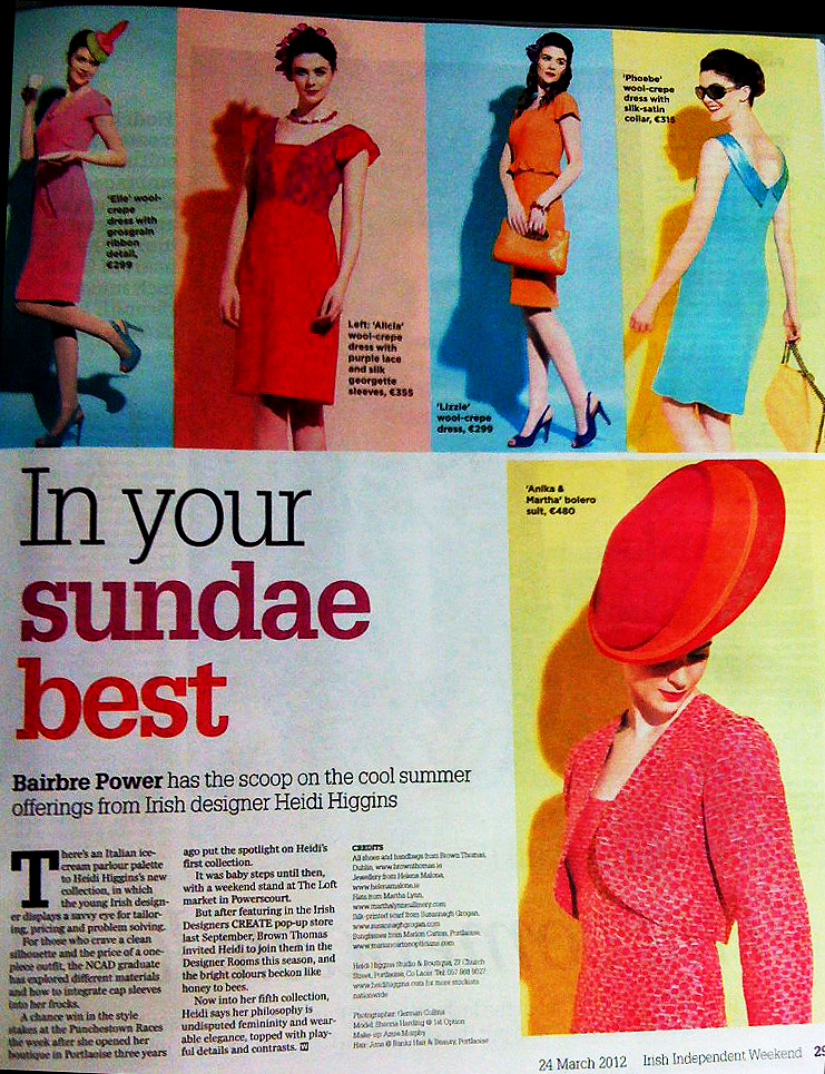 Irish Indo Weekend Magazine 24.03.12.jpg