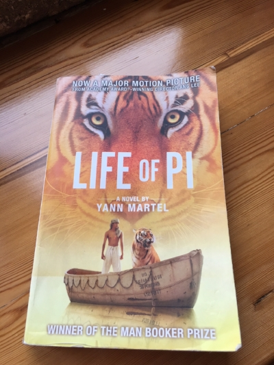 Life of Pi book.JPG