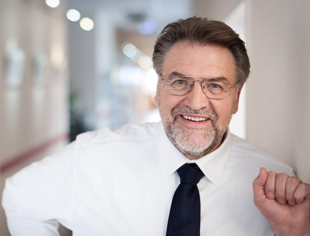 Geschäftsführerporträt