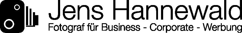 Logo - Jens Hannewald Photographie