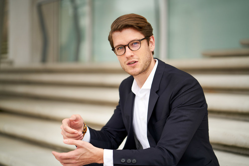 Gekonnt in Szene gesetzt:  Professionelle Porträts von Managern ,Führungskräften und Mitarbeitern