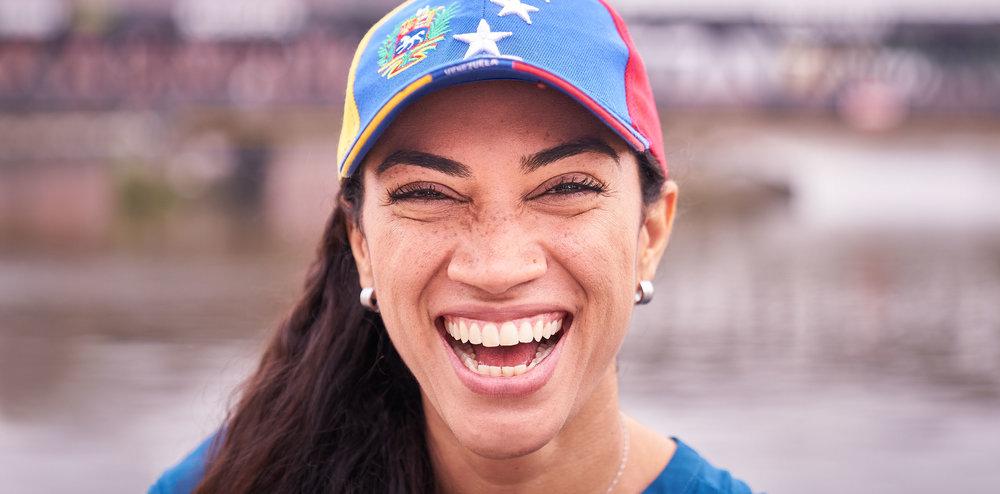 Ein Lachen das verbindet - Fernanda