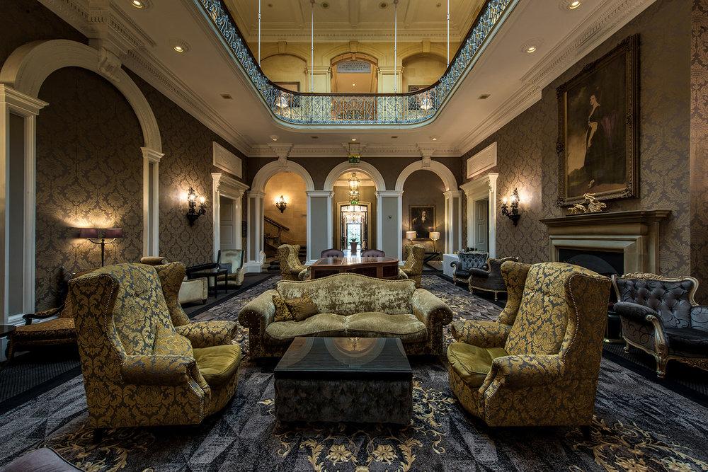 HOTEL - Interiors & Architecture