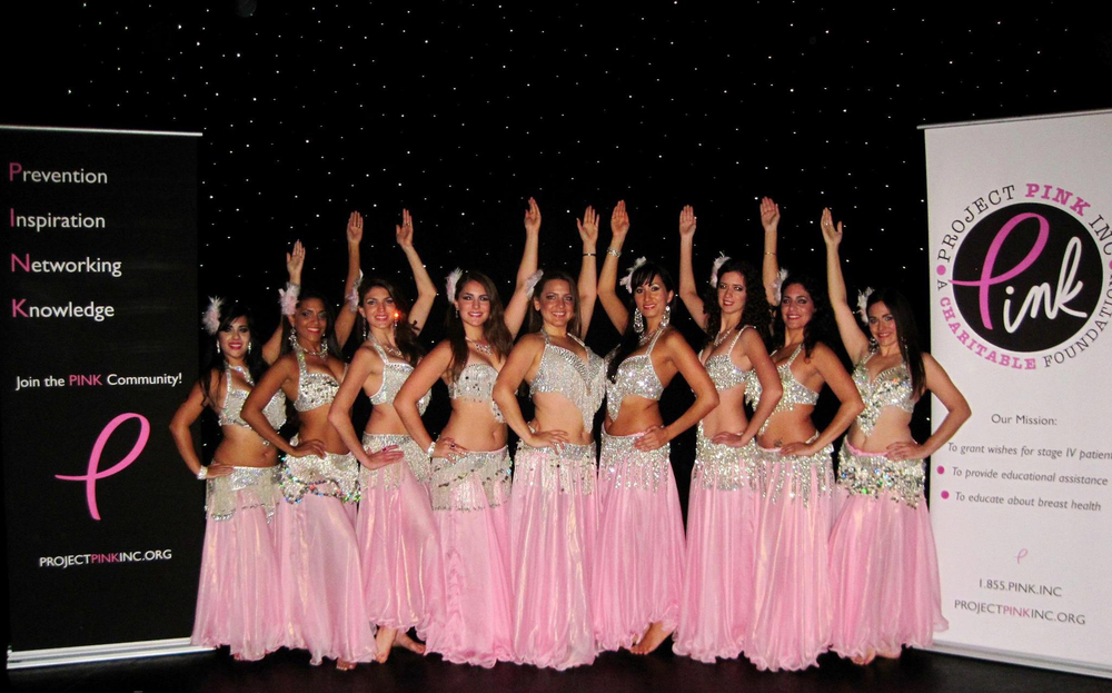 Samay Performing Company (now known as Azhar Dance Ensemble) performing on Royal Caribbean Cruiselines