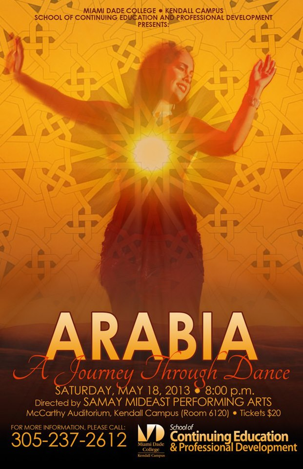 Arabia: A Journey Through Dance