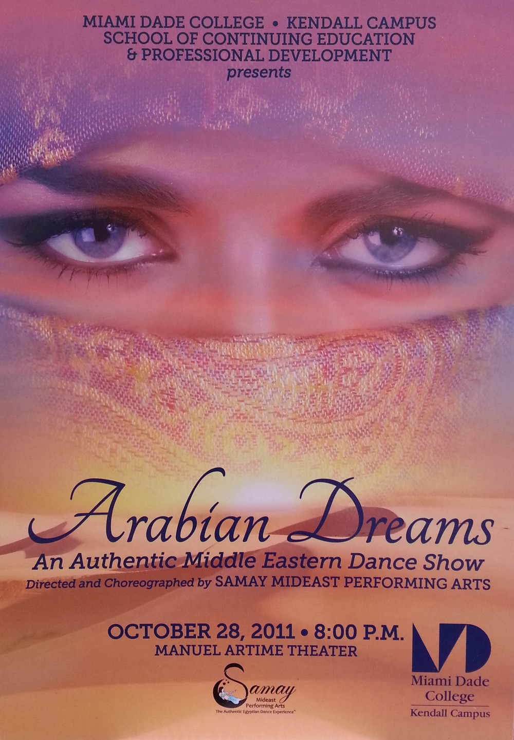 Arabian Dreams