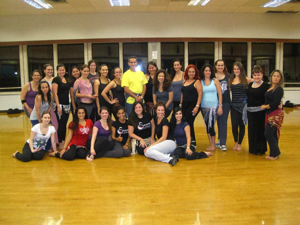 One of many Miami workshops with our dear friend Aladin El Kholy