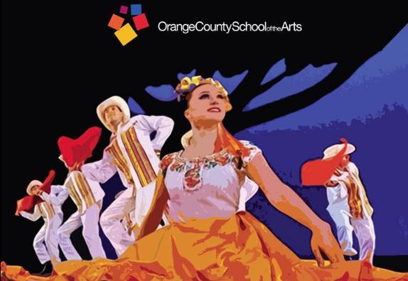 Ballet Folklorico Las Estrellas (OCSA)