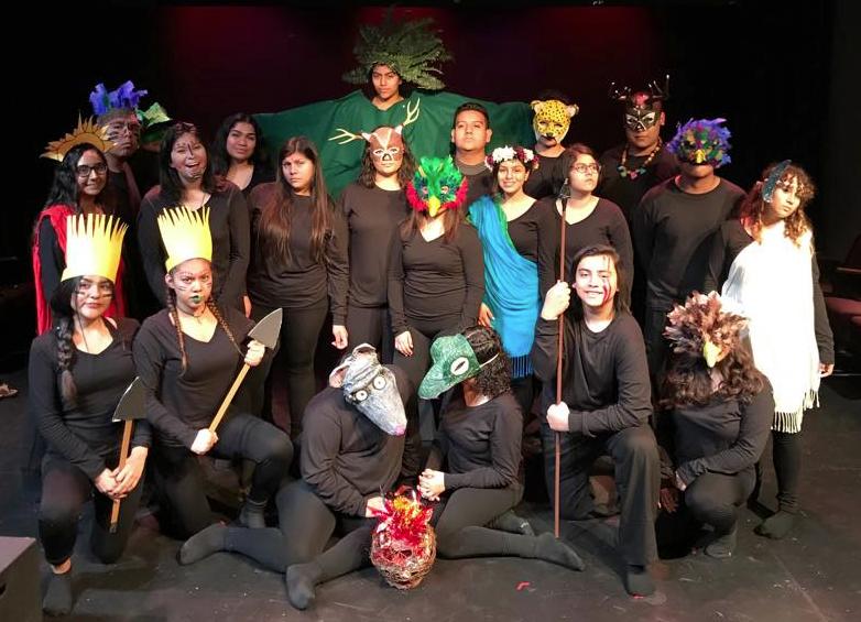 Santa Ana HS Theatre Conservatory