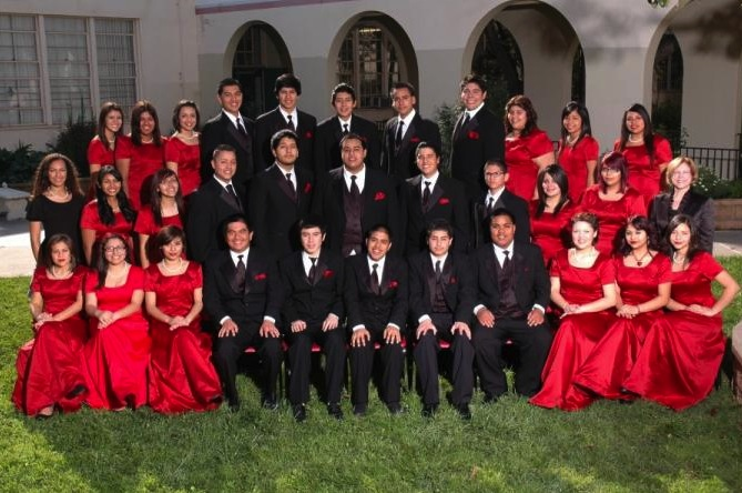 Santa Ana HS Chamber Singers