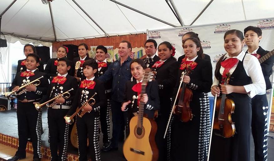 Mariachi Juvenil Herencia Michoacana