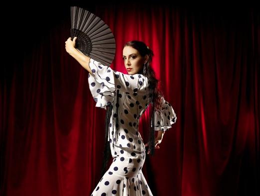 Claudia de la Cruz Flamenco