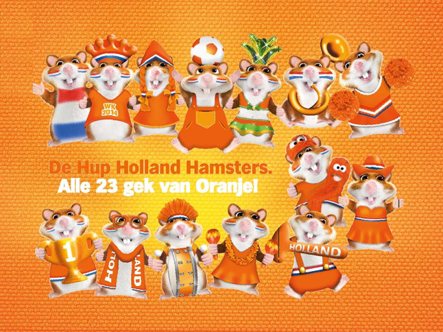 hup holland hamsters