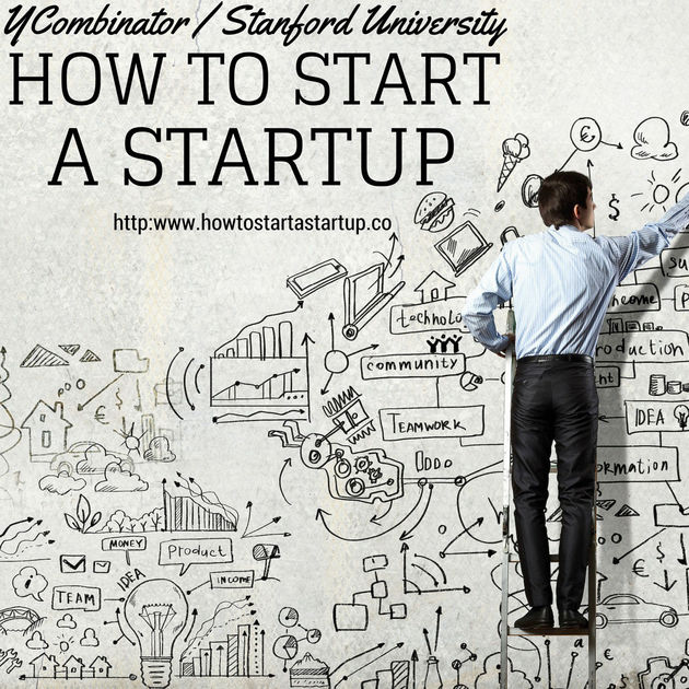 How To Statr a Startup podcast