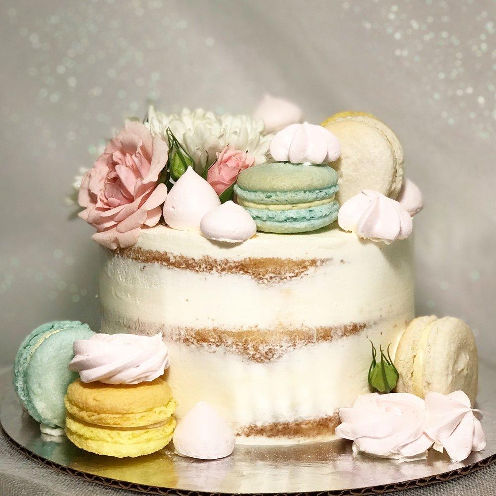 Spring Fling Cake