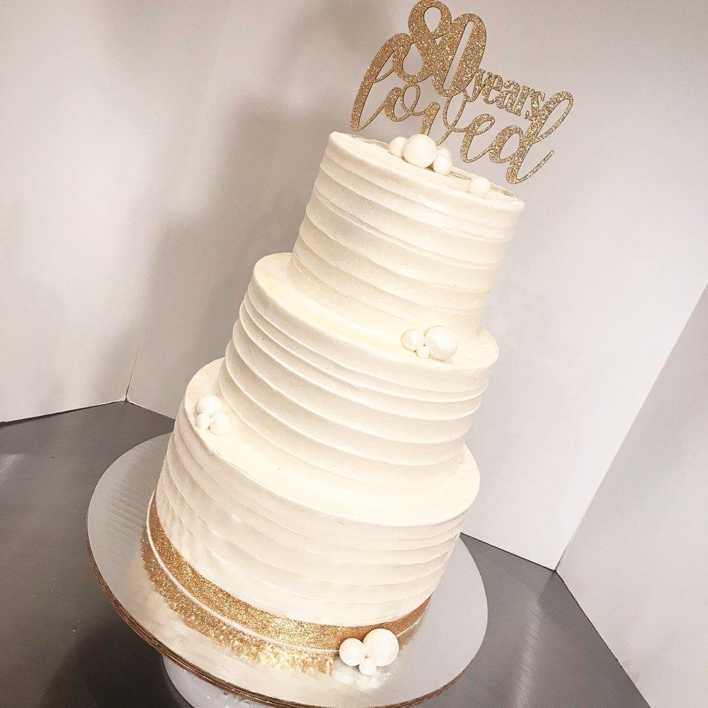 Bubbly Swirl Cake