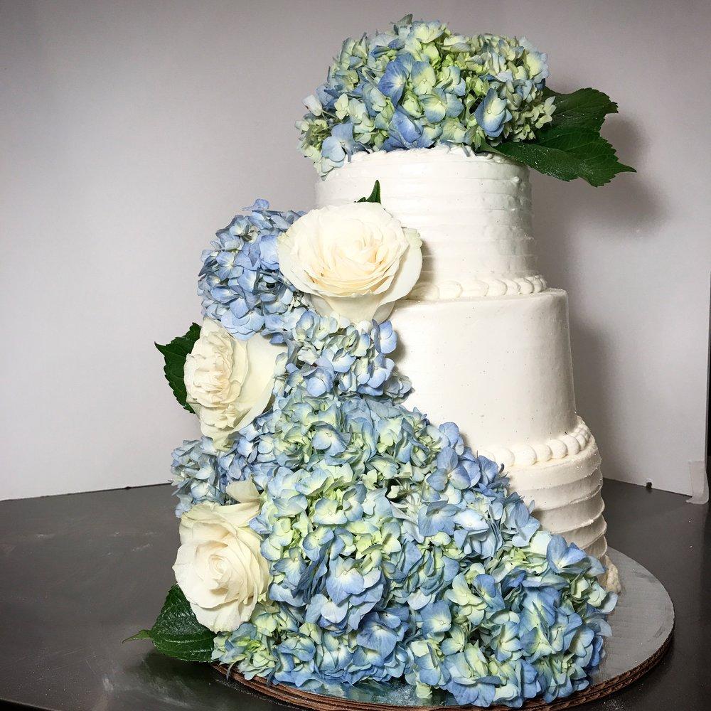 Flower Swirl Cake