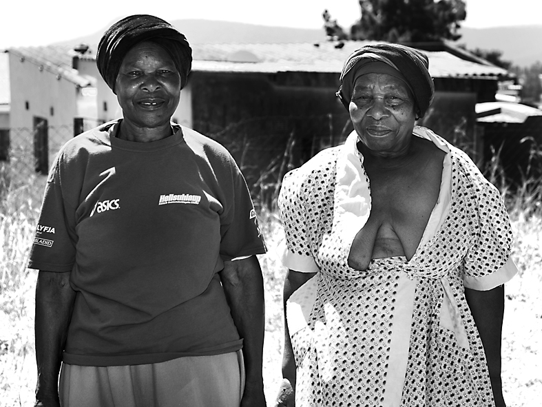 women in Eshowe