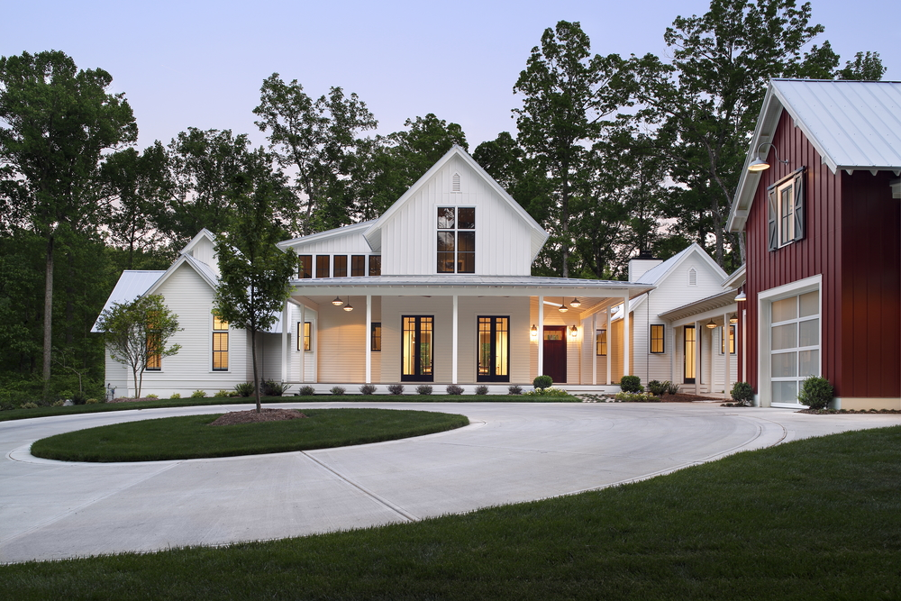 Dixon Kirby Homes  Private Residence  North Carolina