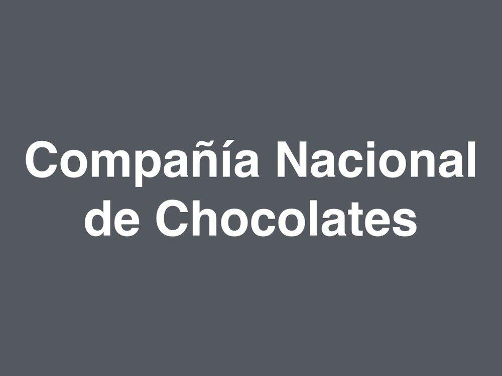 Compañía Nacional de Chocolates