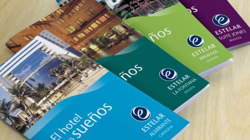 estelar - Una cadena hotelera regional que realza su visibilidad y segmenta su portafolio para entrar en nuevos mercados.