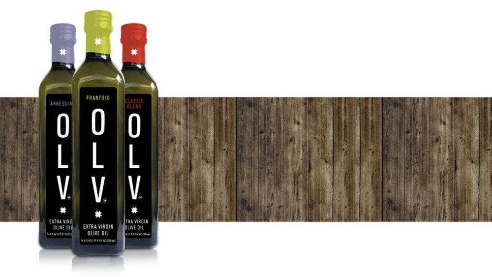olv - Creación de una marca de aceite de oliva premium de origen chileno para el mercado de E.E.U.U.