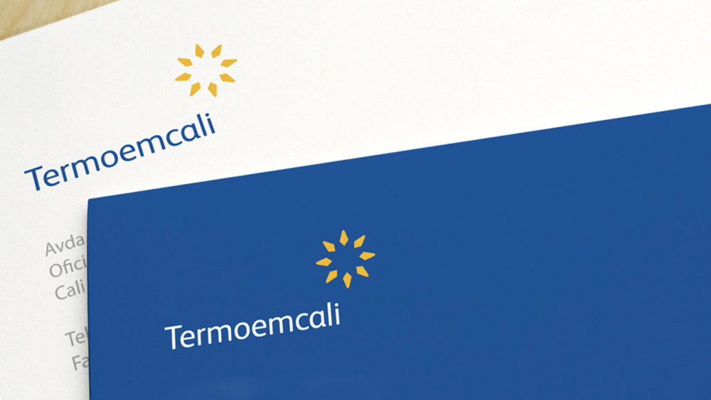 termoemcali - Redesigning an energy brand to support the company's new vison.